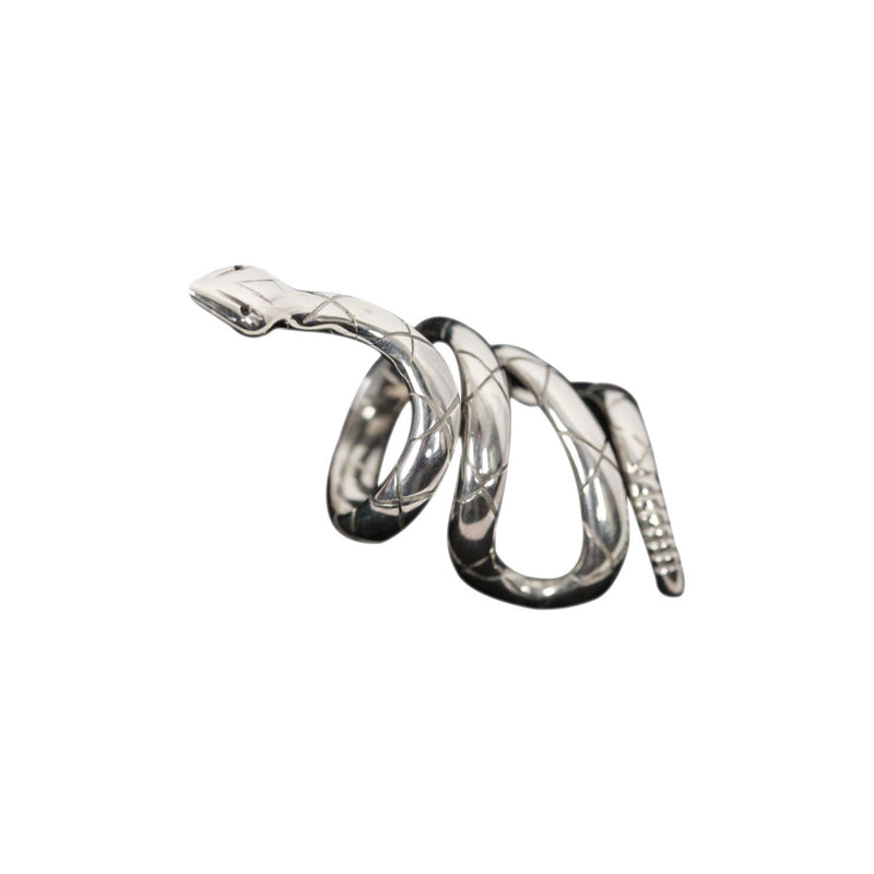 Sterling Silver 925 Snake Ring Opherty & Ciocci