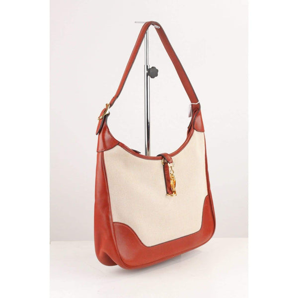 Canvas And Leather Trim Ii 31 Bag Opherty & Ciocci