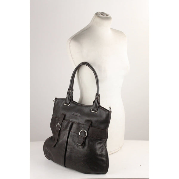 Tote With Front Pockets Opherty & Ciocci