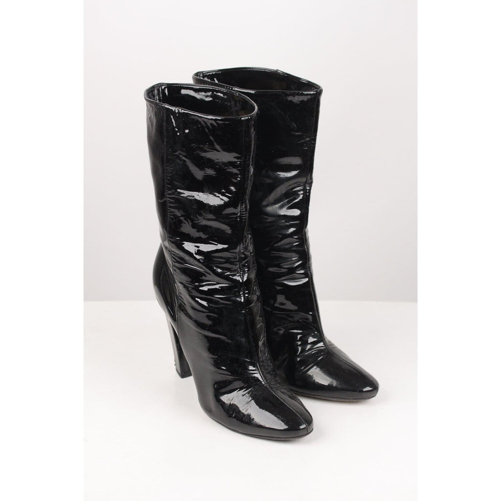 Mid-Calf Boots Size 38.5 Opherty & Ciocci