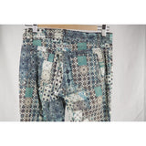 JPG JEAN'S by GAULTIER Printed Denim Cotton JEANS TROUSERS Pants SIZE 26