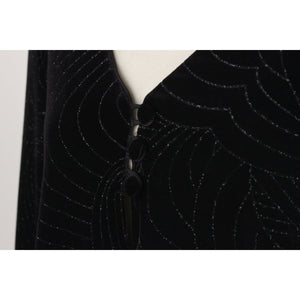 Evening Jacket Shimmering Design Size 8 Opherty & Ciocci