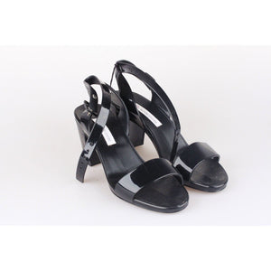 Rubber Heels Sandals Size 37 Opherty & Ciocci