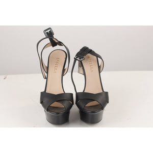 Platform Shoes Sandals With Plastic Heels Opherty & Ciocci