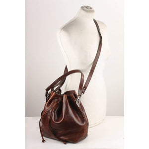 Drawstring Bucket Bag Opherty & Ciocci