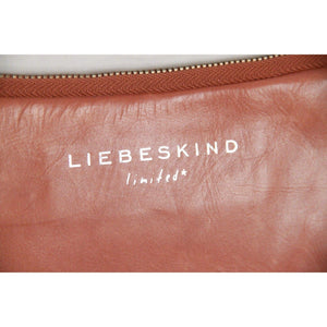Liebeskind Limited Tan Leather London 1 Laptop Case Opherty & Ciocci