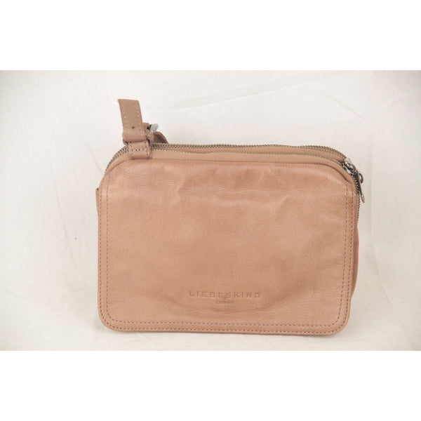 Triple Zip Crossbody Bag Messenger Opherty & Ciocci
