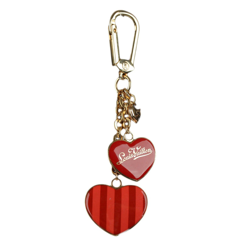 Heart Keyring Bag Charm Opherty & Ciocci