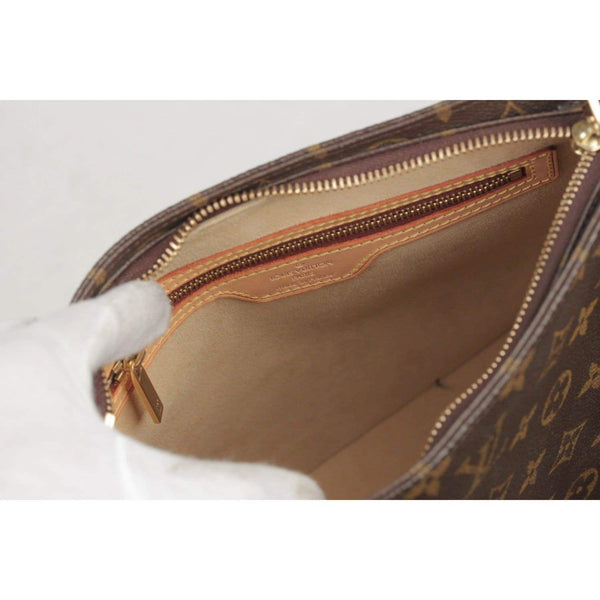 Louis Vuitton Monogram Canvas Looping Mm Tote Bag Opherty & Ciocci