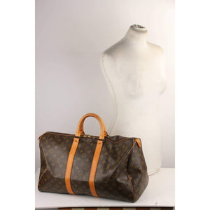 Vintage Monogram Keepall 45 Travel Bag Opherty & Ciocci
