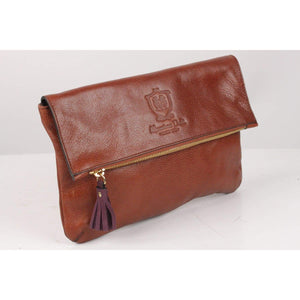 Clutch Bag With Tassel Opherty & Ciocci