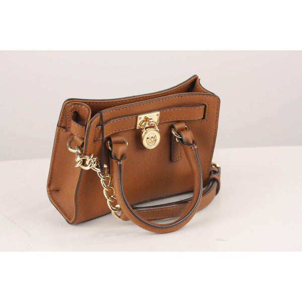 Saffiano Leather Mini Hamilton Crossbody Bag Opherty & Ciocci