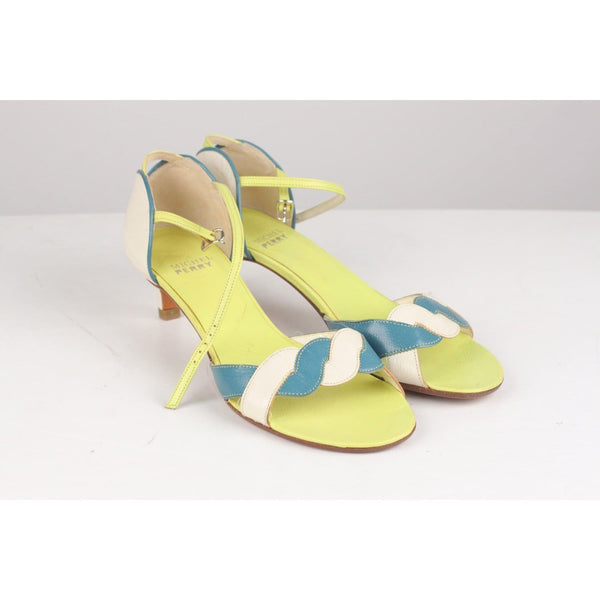 Kitten Heels Sandals Shoes Opherty & Ciocci
