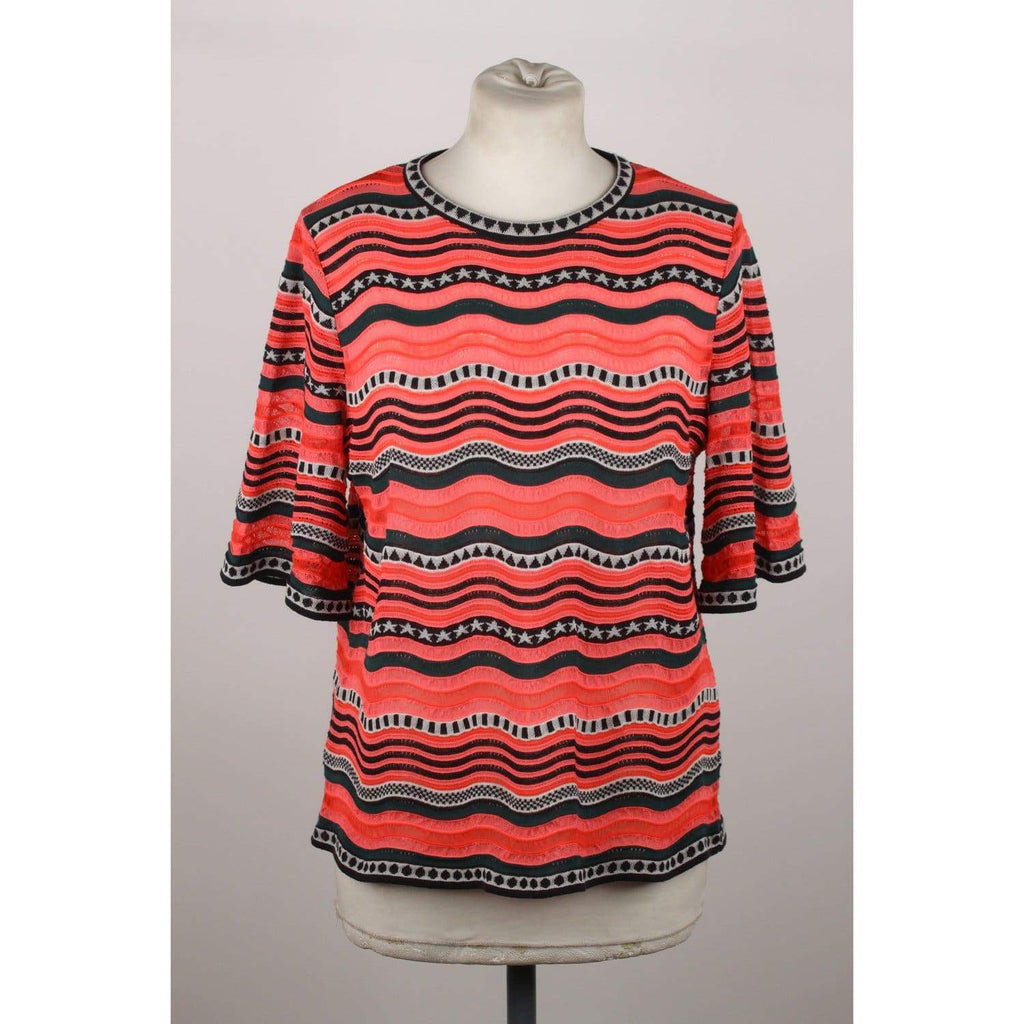 Light Weight Knit Jumper T Shirt Size 42 Opherty & Ciocci
