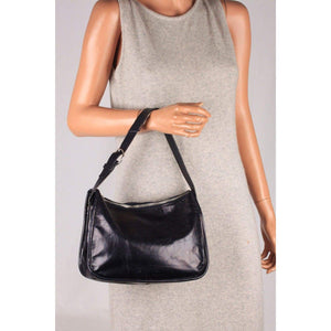 Miu Miu Black Leather Shoulder Bag Opherty & Ciocci