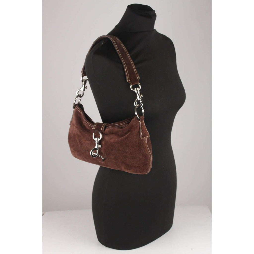 Shoulder Bag Carabiner Clasp Opherty & Ciocci