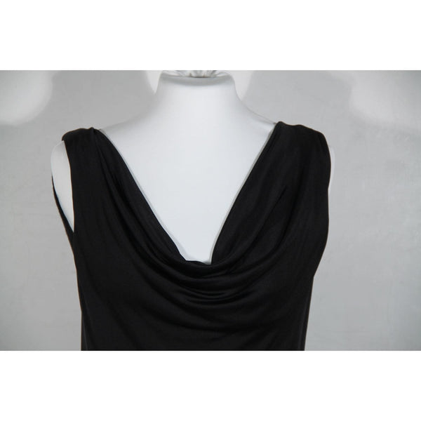 Aa Milano Cowl Neck Top Size 42 Opherty & Ciocci
