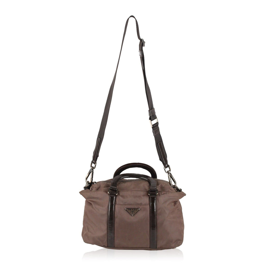 Mini Satchel Bag With Shoulder Strap Opherty & Ciocci