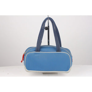 Nylon Bowling Bag With Rubber Bottom Opherty & Ciocci