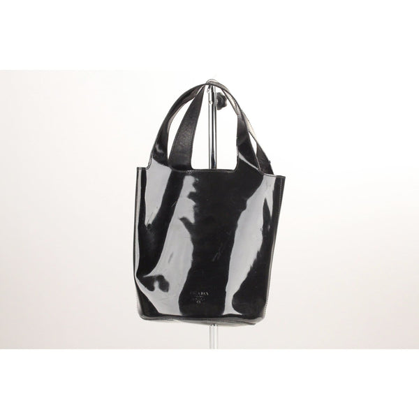 Patent Leather Bucket Bag Opherty & Ciocci