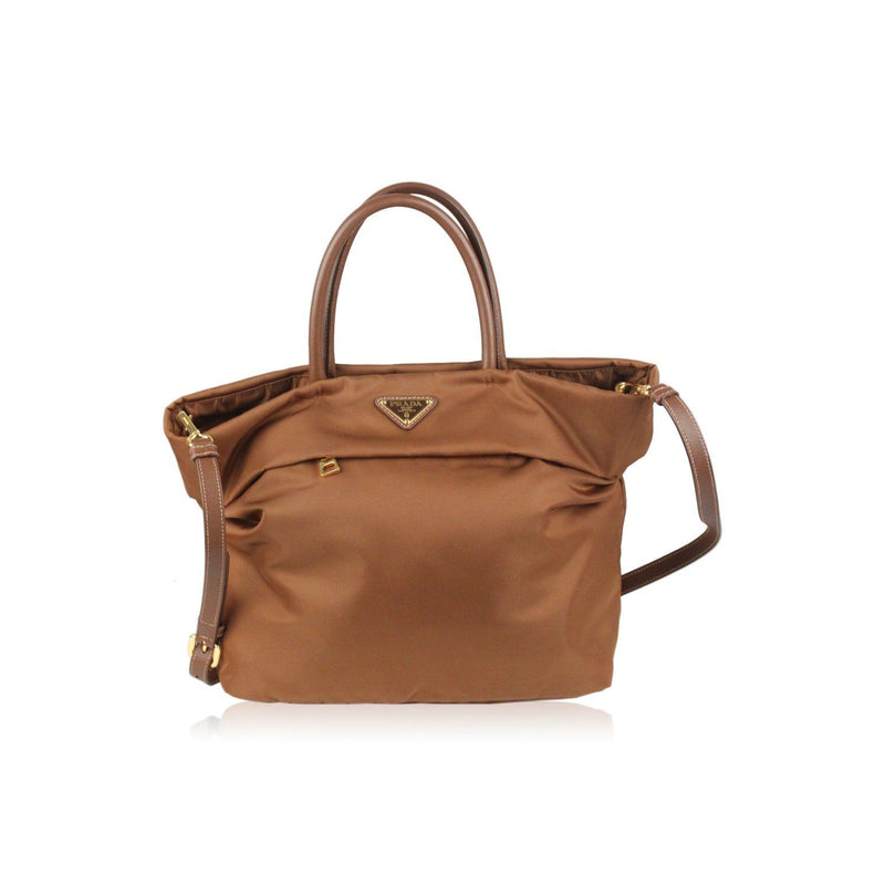 Tessuto Tote Handbag With Shoulder Strap Opherty & Ciocci