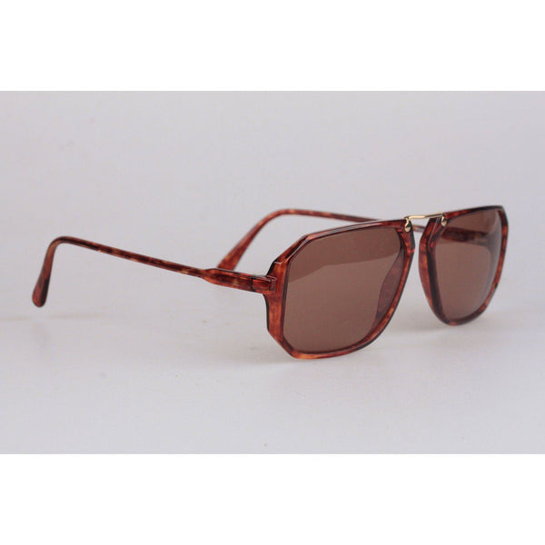 Silhouette Vintage Brown Unisex Sunglasses M 2085 57-15Mm 140 Nos Opherty & Ciocci