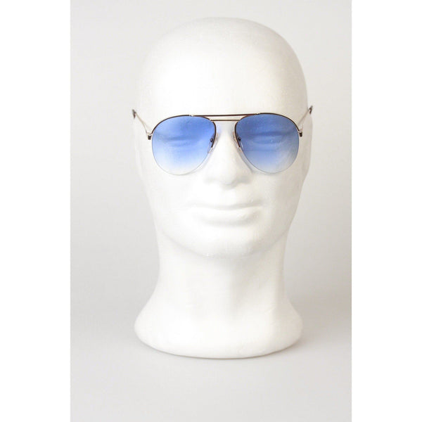 Vintage Aviator Mint Sunglasses Mod. 16661 Blue Opherty & Ciocci