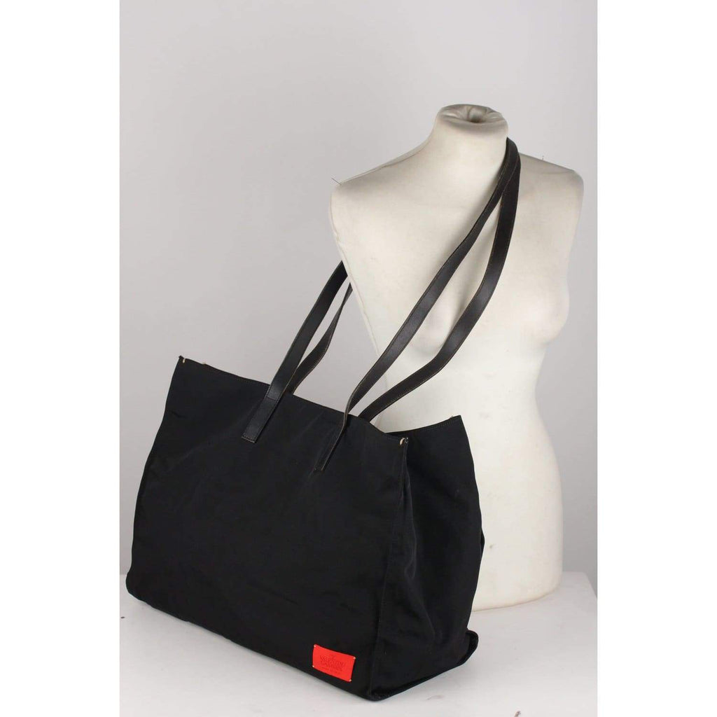 Large Tote With Long Straps Opherty & Ciocci