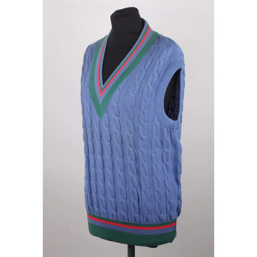 Vintage Sleeveless Jumper Opherty & Ciocci