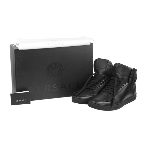 892cce2edec Enjoy Versace High Back Medusa Sneakers Shoes at OPHERTYCIOCCI