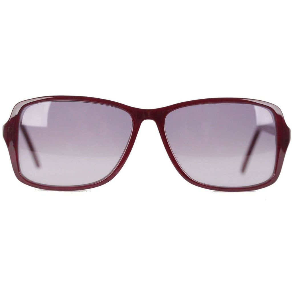 Yves Saint Laurent Rare Mint Burgundy Unisex Sunglasses Mod. Icare 59Mm Opherty & Ciocci