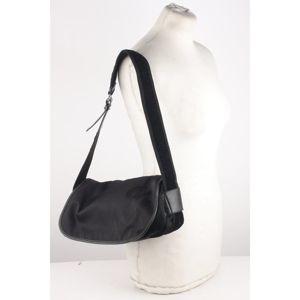 Rive Gauche Shoulder Bag With Logo Opherty & Ciocci