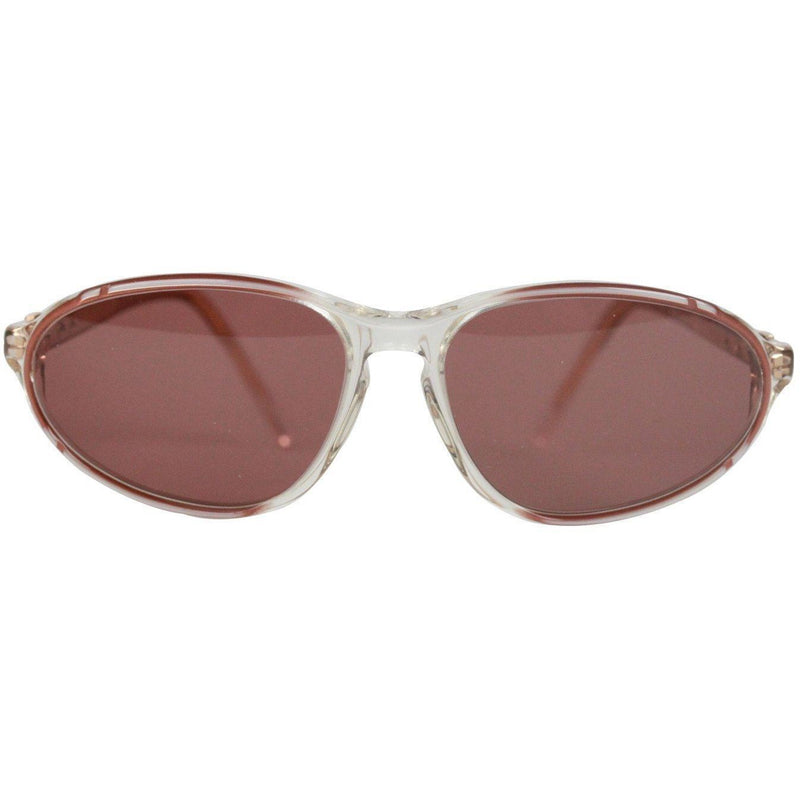 Yves Saint Laurent Vintage Mint Brown Sunglasses Here 481 58-14Mm Opherty & Ciocci