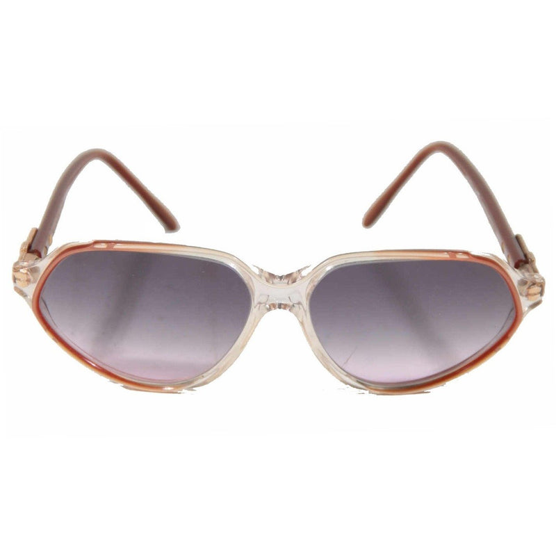YVES SAINT LAURENT MINT Vintage Oversized SMALL Sunglasses HESTIA 56mm