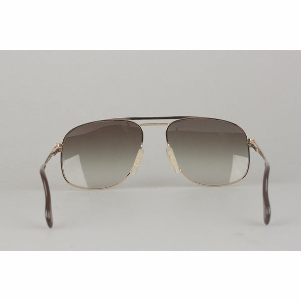 Zeiss Carat Vintage Sunglasses 5888 West Germany 56Mm Opherty & Ciocci