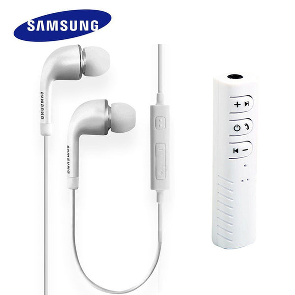 Samsung Earphone Ehs64 Headsets Wired With Wireless Bluetooth Adapter Smarty Stuffs