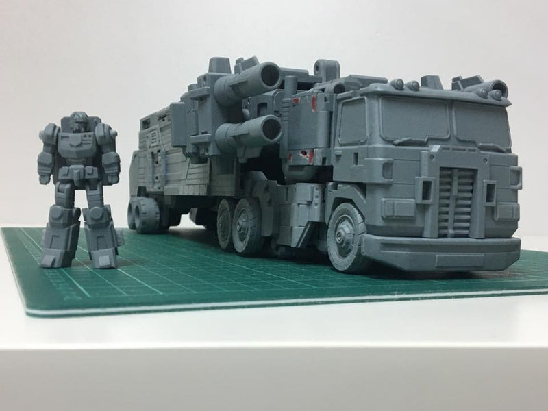 MB-06 update: Truck mode