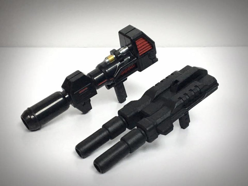 MB-04 Gun fighter ll updated test shots (2)
