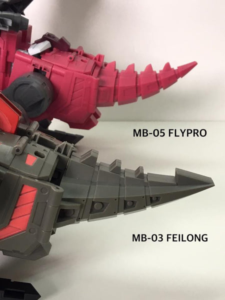 MB-05 FLYPRO production update!!!