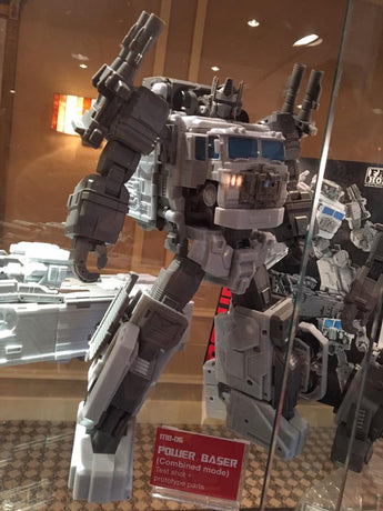 MB-06 POWER BASER display at @TFnation