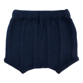 BLUE MERINO SHORTS