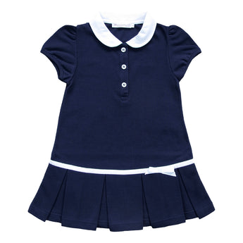 NAVY BLUE TENNIS DRESS