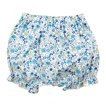 BLUE LIBERTY BLOOMERS