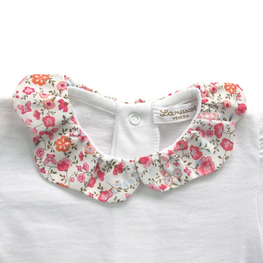 BODY WITH PINK LIBERTY COLLAR