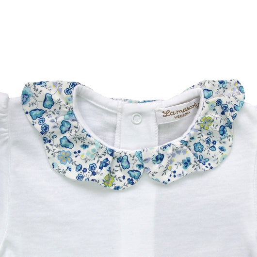 BODY WITH BLUE LIBERTY COLLAR