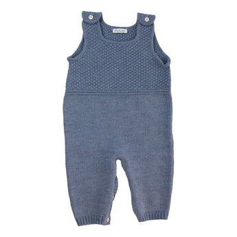 AVIO KNITTED DUNGAREES