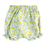YELLOW LIBERTY BLOOMERS