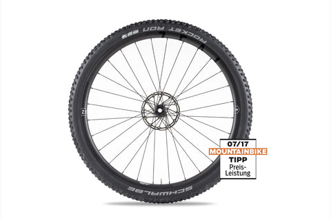 Wheel Set HOUFFA25