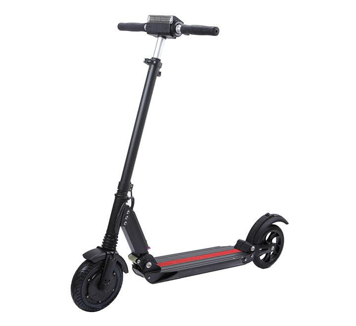"iScooter 8"" Foldable Electric Scooter, Black"