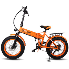 Pride Land Rover Electric Bike, Orange